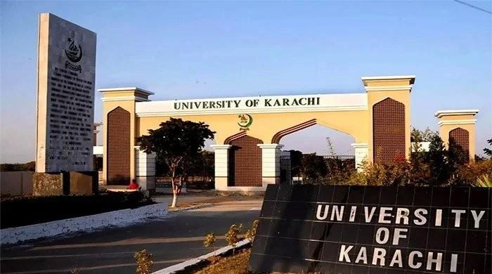 846 candidates appear in Karachi University's Evening admission entry test
