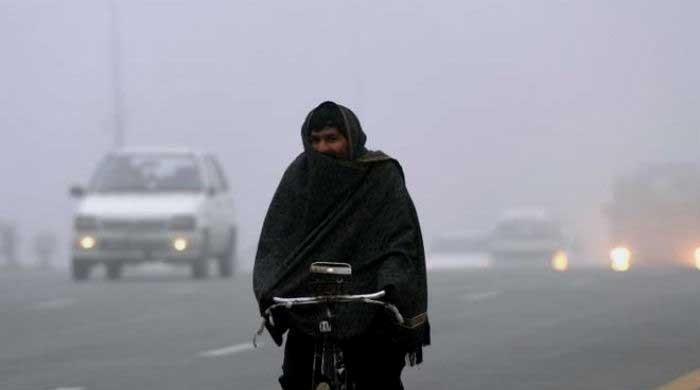 Karachi weather forecast: City to experience cold, dry weather on Monday
