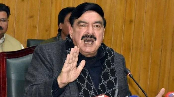 All parties should sit together and decide Senate election votes, says Sheikh Rasheed