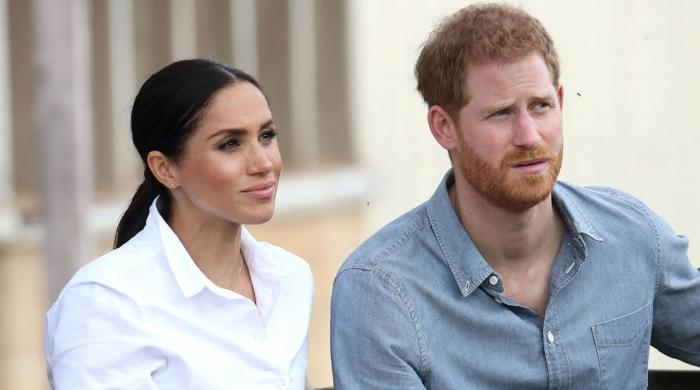 Prince Harry, Meghan Markle accused of 'shaming' the royal family