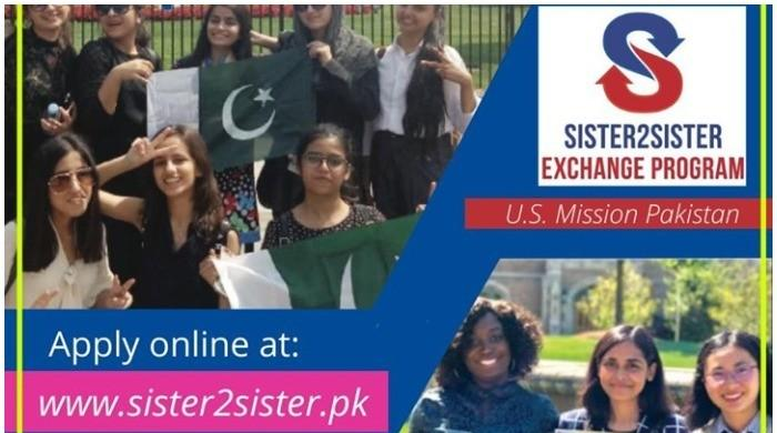 The Society for International Education announces Sister2Sister Exchange Programme 2021