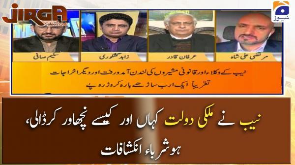 NAB Ne Mulki Dolat Kahan Aur Kaise Nichhawar Kar Dali