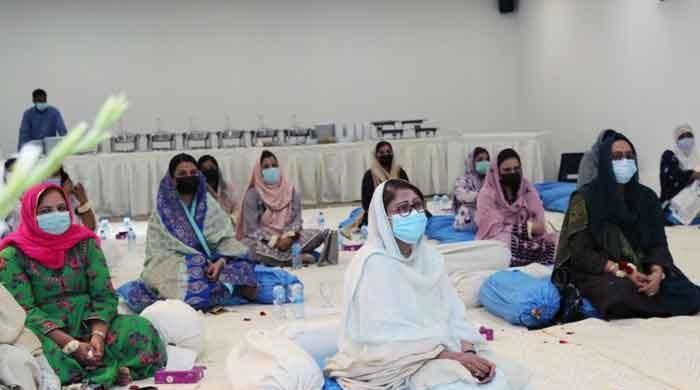 Bakhtawar Bhutto's wedding: Milad function held in Karachi