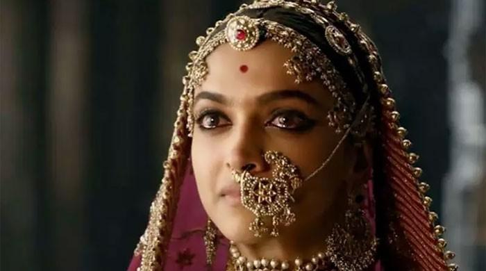 Deepika Padukone marks three years of blockbuster 'Padmaavat'