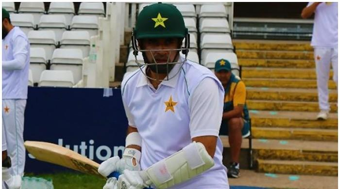 PAK vs SA: Check out batsman Abid Ali's 'cute little friend'