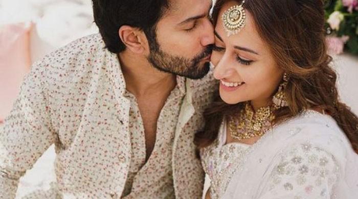 Take a look at Varun Dhawan, Natasha Dalal's wedding festivities