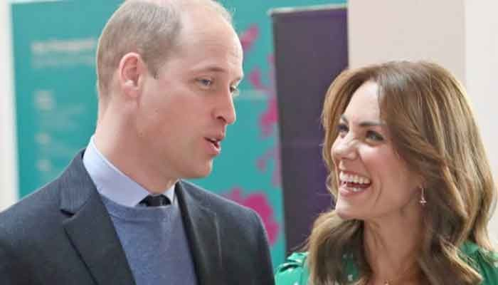 Kate Middleton and Prince William release video message for royal fans - Geo News