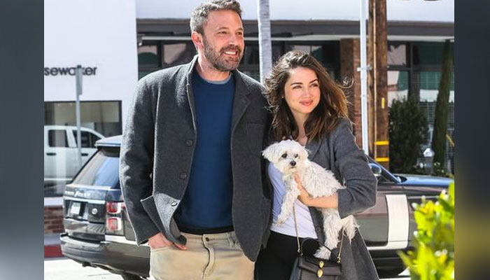 Ana De Armas Poked Fun at Ben Affleck in Pre-Split Interview