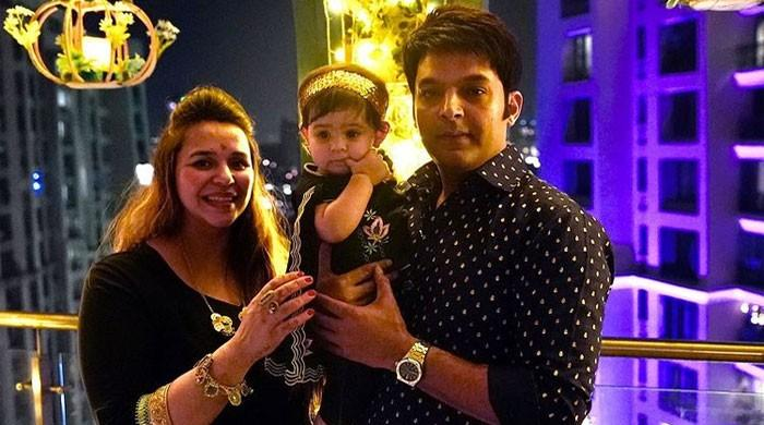Kapil Sharma, wife Ginni expecting their second child: report