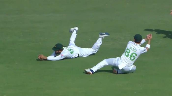 Pak vs SA: Watch Imran Butt takes excellent catch on debut