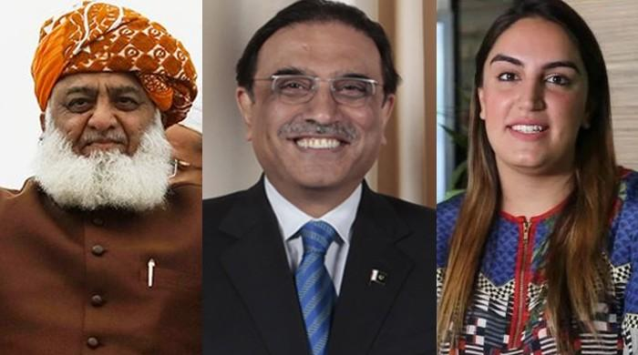 'Whose marriage?' Maulana Fazlur Rehman not invited to Bakhtawar Bhutto's wedding