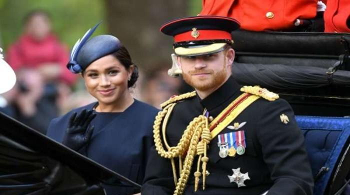 How Prince Harry 'doomed' Meghan Markle's royal future before tying the knot