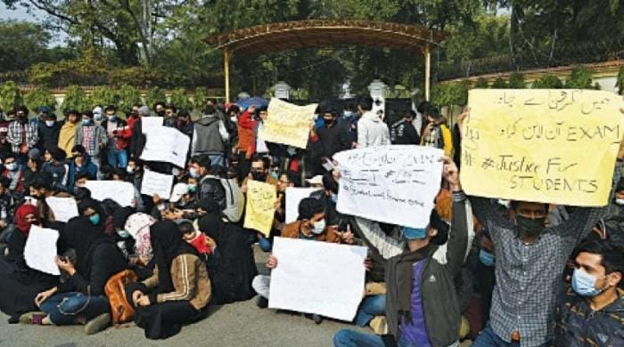 'Law will take its course': Punjab minister reacts to ongoing student protests