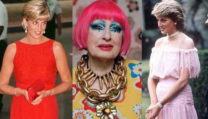 Dame Zandra reveals interesting facts about Princess Diana - Geo News