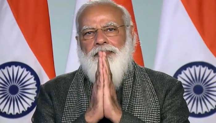 More made-in-India COVID vaccines in pipeline, Modi tells Davos