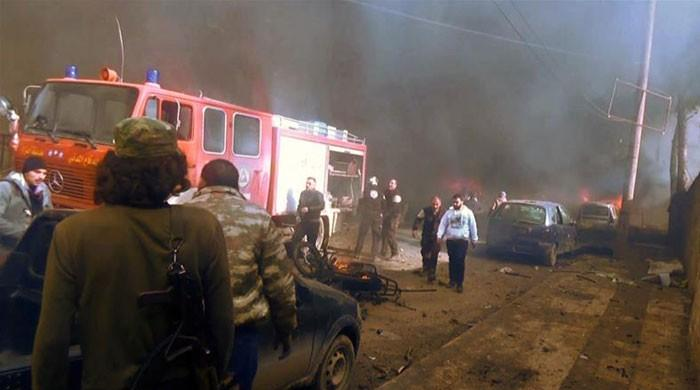 Auto bomb kills four in Turkish-held north Syria: monitor