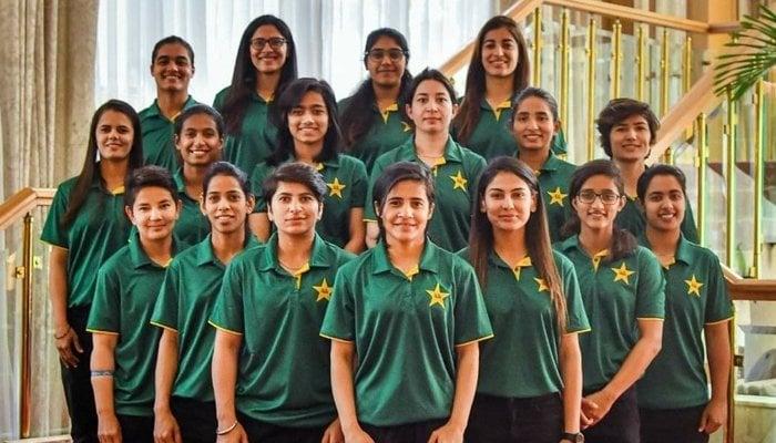 Pakistan Women's Cricket team defeats South Africa in final T20I