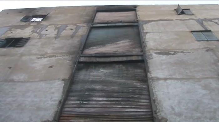 Fire in Karachi thread factory kills three labourers