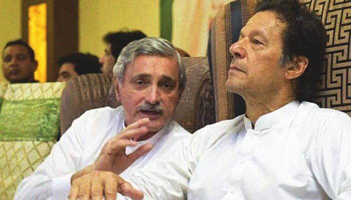 Jahangir Tareen 'convincing PTI lawmakers to vote for party in Senate polls': PTI MNA Raja Riaz