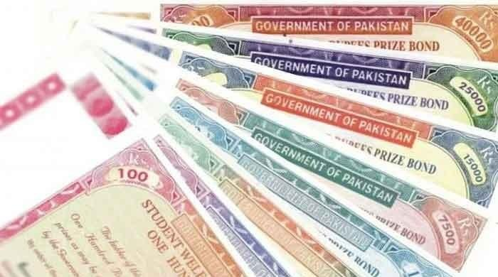 Investment in premium prize bonds of Rs40,000 and Rs25,000 rises 29%