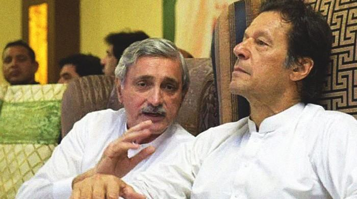 Jahangir Tareen 'convincing PTI lawmakers to vote for party in Senate polls': PTI MNA Raja Riaz