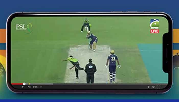 Watch PSL 2021 live stream on Geo Super website and mobile app