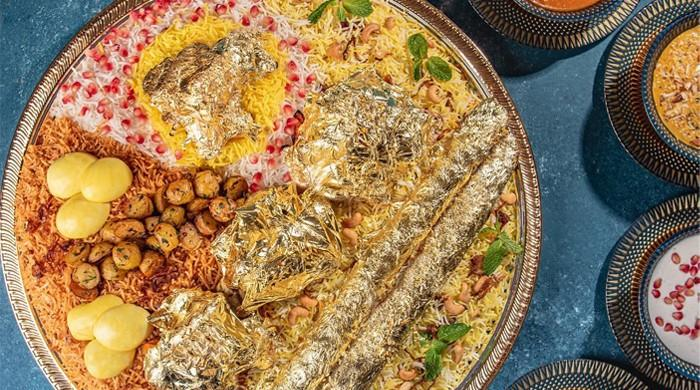 World's most expensive 'Royal Gold' biryani launches in Dubai