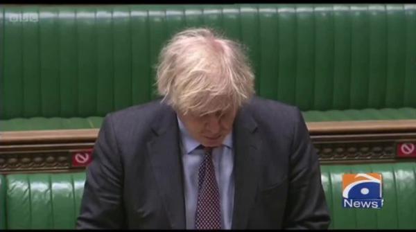 Geo News Special - PM Boris Johnson announces roadmap out of lockdown