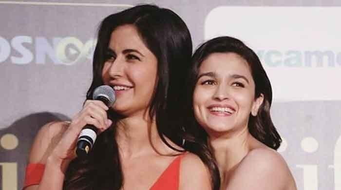 Katrina Kaif sends message to Alia Bhatt after watching 'Gangubai Kathiawadi' teaser