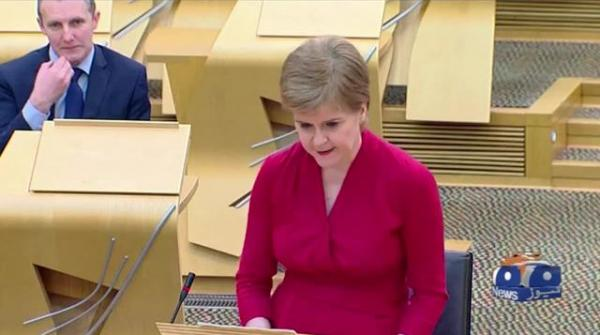 Geo News Special - Covid in Scotland: Nicola Sturgeon unveils 'cautious' route out of lockdown