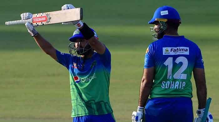 PSL 2021: Multan Sultans snap Lahore Qalandars' winning streak