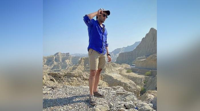 Take a look at Sheheryar Munawar's adventurous trip to Balochistan