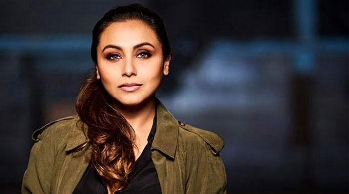 Rani Mukerji weighs in on her 'limited shelf life' as an actress
