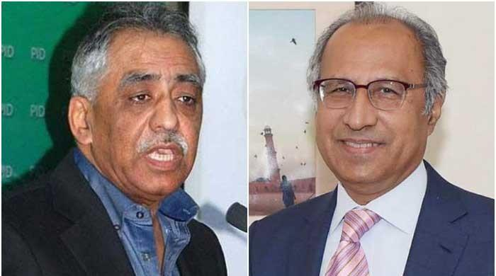 PML-N's Muhammad Zubair calls into question PTI's choice of Hafeez Sheikh for Senate polls