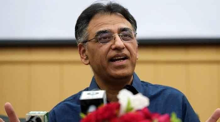 'Happy Surprise Day': Asad Umar extends tea invitation to India