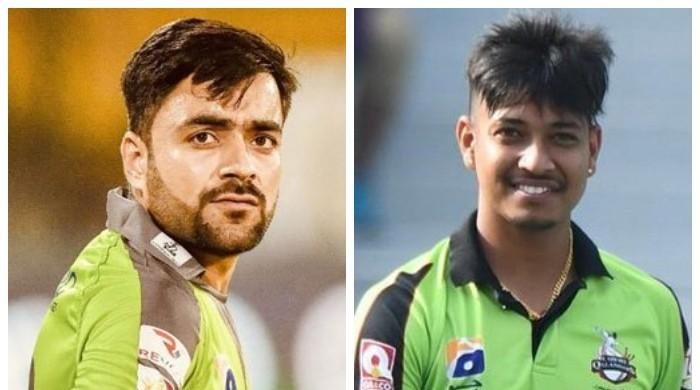 PSL 2021: Lahore Qalandars name Sandeep Lamichanne as Rashid Khan's replacement