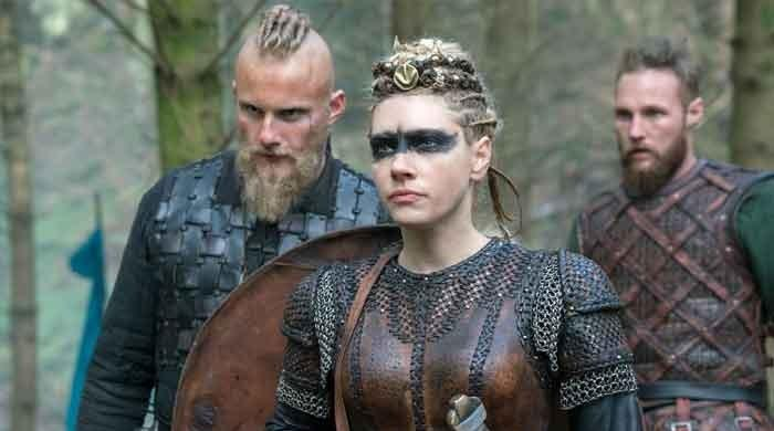 'Vikings': Lagertha actress says she would love to play superhero