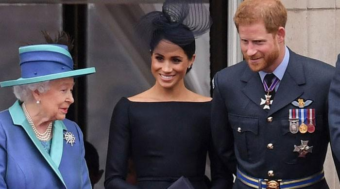Queen Elizabeth 'delighted' about Prince Harry, Meghan Markle settling well in US