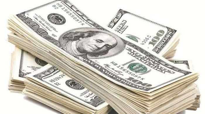 US dollar against Pakistani rupee on Feb 28