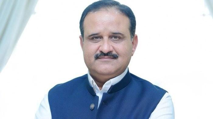 Senators elected unopposed in Punjab through a successful strategy: CM Usman Buzdar