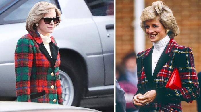 Kristen Stewart opens up about playing Princess Diana in 'Spencer'