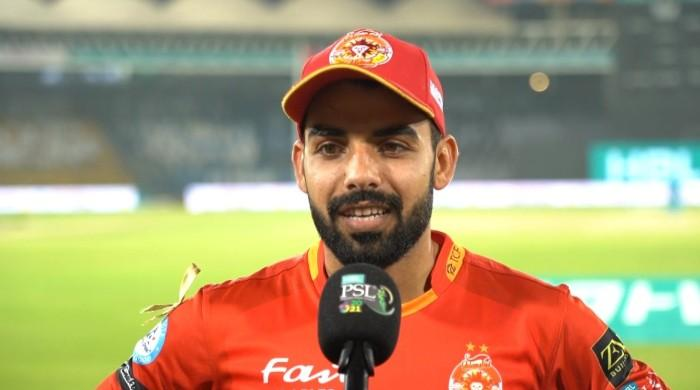 PSL 2021: Shadab Khan disappointed over Islamabad United's below-par performance