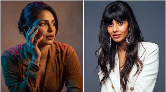 Jameela Jamil refutes Priyanka Chopra's divorce rumours after getting mistaken for her