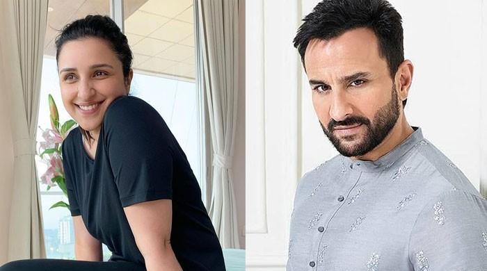 Parineeti Chopra reveals Saif Ali Khan was her first crush