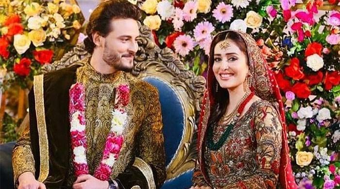 Osman Khalid Butt quashes his wedding rumours