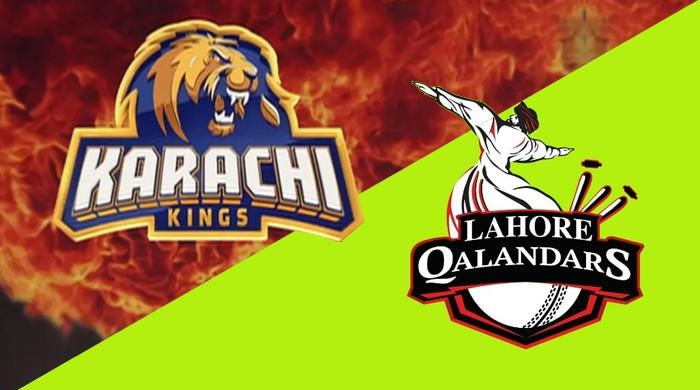 Karachi Kings vs Lahore Qalandars: Head-to-head
