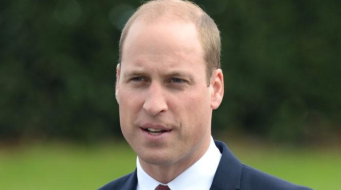 Prince William warns social media 'awash' with vaccine lies