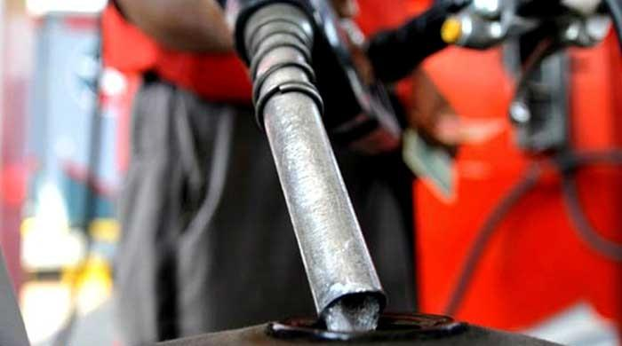Petrol prices in Pakistan to remain the same in March