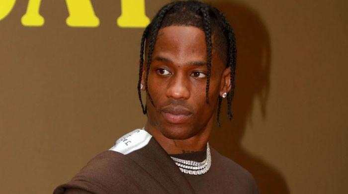 Travis Scott flocks to Houston Texas with meals in toe