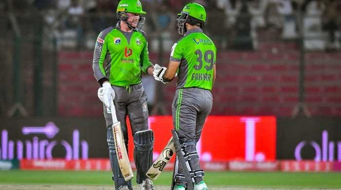Lahore Qalandars defeat Karachi Kings by 6 wickets in nail-biting contest